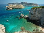 Isole tremiti (Partenza da maggio a settembre tutti i giorni dal molo di Peschici)