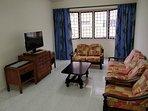 Living area for bonding/family time