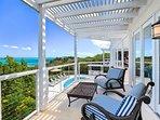 Cobalt Villa Balcony