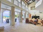Cobalt Villa Living Room