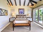 Cobalt Villa Bedroom