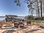 NEW! Waterfront Home on Toledo Bend w/Private Dock