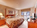 Sample Master Bedroom