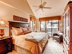 Sample Master Bedroom