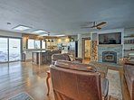 Retreat to the scenic shores of Payette Lake at this McCall vacation rental home.
