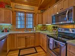 Stainless steel appliances are here to help!