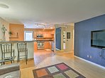 Central Anchorage is ready to host you at this vacation rental apartment!