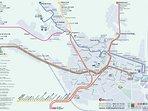 Parada metro apartamentos 'Transits' línea 4 azul (a 300 mts del portal)
