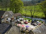 Walk from the cottage to Wetton Mill and sample their home made ice cream