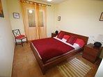 Master bedroom 1st floor apartment