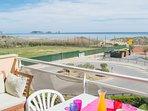 A-303-Front beach apartment , sea view. COSTA BRAVA