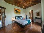 1 of 7 well designed bedrooms with en-suite bathroom