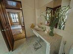 1 of 7 en-suite bathrooms