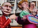 Grosses têtes carnaval de Nice