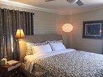 Nice comfortable kind bedroom
