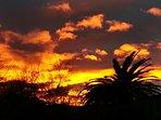 Sunset à l'Ouille