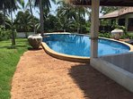 Swimming pool and Chill Out Area