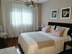 Dormitorio principal. Cama 1.50 cm