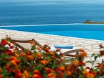Private Infinity Pool - Amazing Sea Views