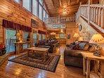 Welcome to Majestic Oak Lodge