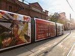 Lightrail transport