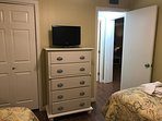 TV in 2nd Bedroom