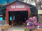 Baiyue tea house for tea lovers