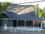 Newly constructed Victorian located in downtown Saluda, NC