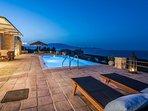 Villa Fantasia - Private Pool overlooking the Sea