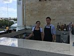 Enjoy a great Roof Top BAR for in the same floor as your Apartment !