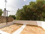 Terraza Azotea para tender la ropa o solarium privado