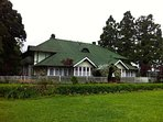 The Shillong Golf Club on the way to Pine Air and Spring Valley Farm in Shillong.