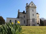 This castle has proved popular with guests year after year