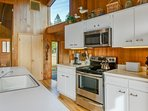 Sibley  - Fully equipped kitchen