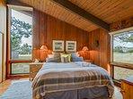 Sibley  - Master bedroom King bed