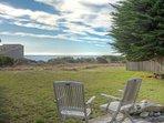 Sibley  - Deck with ocean view