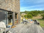 Sibley  - Back deck overview