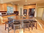 Sunriver-Vacation-Rental_16539-Beaver_Kitchen 1