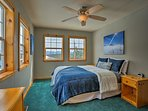 A soundful sleep awaits in one of the 3 spacious bedrooms.