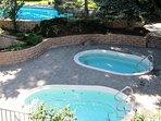 Sierra Park Villas Outdoor Spas (Year-Round)