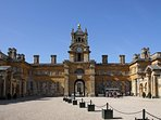 England's most famous house, Blenheim Palace is just 10 mins away