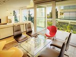 Sea view Apartments for rent near the beach,Opatija