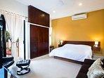 king sized memory foam bed