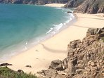 West Cornwall beaches.
