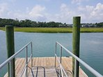 Inlet Point Floating Creekdock
