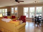 Living Room Dinette