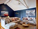 nautical style cosy lounge