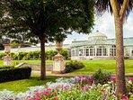 Chiswick House Botanical Gardens.