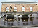 A local gem - The Andover Arms if full of history and local charm.