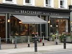 Brackenbury Wine Rooms is a great local wine bar and restaurant.